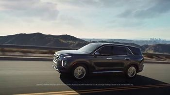 Hyundai TV Spot, 'Family of SUVs: Get Out There' Song by Lord Huron [T1] - Thumbnail 8