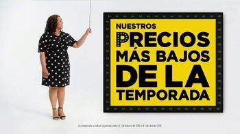 JCPenney TV Spot, 'Nuestros precios más bajos de la temporada' [Spanish] - Thumbnail 3