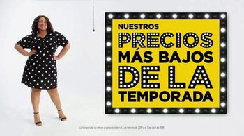 JCPenney TV Spot, 'Nuestros precios más bajos de la temporada' [Spanish] - Thumbnail 4