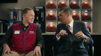 Lowe's Spring Black Friday Sale TV Spot, 'Do It Wright Playbook: Craftsman Trimmer' Feat. Jay Wright - Thumbnail 3