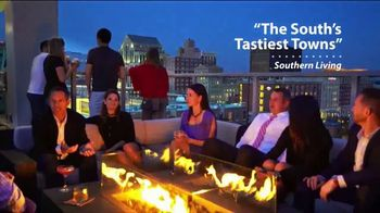 Visit Greenville SC TV Spot, 'One of the South's Tastiest Towns' - Thumbnail 2