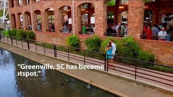 Visit Greenville SC TV Spot, 'One of the South's Tastiest Towns' - Thumbnail 5