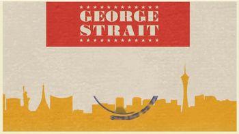 George Strait Strait to Vegas TV Spot, '2019 Las Vegas: T-Mobile Arena' - Thumbnail 8