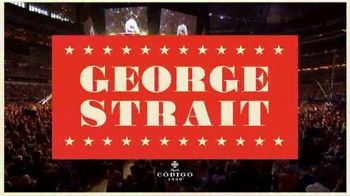 George Strait Strait to Vegas TV Spot, '2019 Las Vegas: T-Mobile Arena' - Thumbnail 4