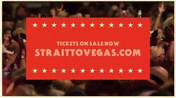 George Strait Strait to Vegas TV Spot, '2019 Las Vegas: T-Mobile Arena' - Thumbnail 6