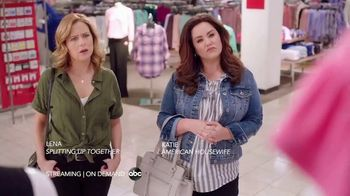 JCPenney TV Spot, 'ABC: Bare-Shouldered Top' Featuring Jenna Fischer, Katy Mixon - Thumbnail 2