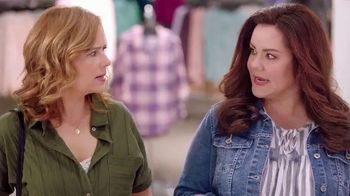 JCPenney TV Spot, 'ABC: Bare-Shouldered Top' Featuring Jenna Fischer, Katy Mixon - Thumbnail 7