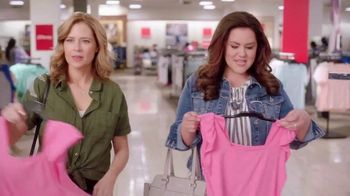 JCPenney TV Spot, 'ABC: Bare-Shouldered Top' Featuring Jenna Fischer, Katy Mixon - Thumbnail 8