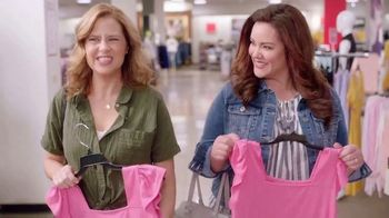JCPenney TV Spot, 'ABC: Bare-Shouldered Top' Featuring Jenna Fischer, Katy Mixon - Thumbnail 9