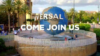 Universal Parks & Resorts TV Spot, 'Insane' - Thumbnail 9