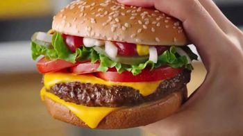McDonald's Quarter Pounder TV Spot, 'Frescura' [Spanish] - Thumbnail 3