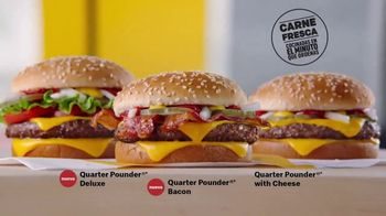 McDonald's Quarter Pounder TV Spot, 'Frescura' [Spanish] - Thumbnail 7