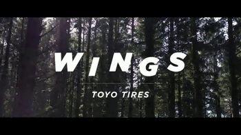 Toyo Tires TV Spot, 'Wings' - Thumbnail 1