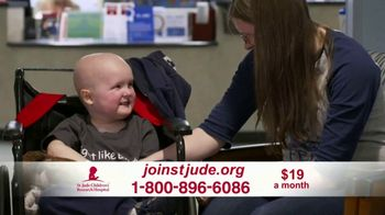 St. Jude Children's Research Hospital TV Spot, 'Join the Battle to Save Lives' - Thumbnail 9