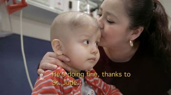 St. Jude Children's Research Hospital TV Spot, 'Join the Battle to Save Lives' - Thumbnail 2