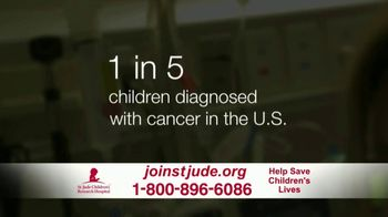 St. Jude Children's Research Hospital TV Spot, 'Join the Battle to Save Lives' - Thumbnail 3