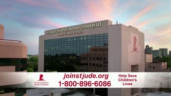 St. Jude Children's Research Hospital TV Spot, 'Join the Battle to Save Lives' - Thumbnail 4