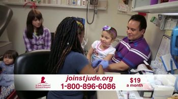 St. Jude Children's Research Hospital TV Spot, 'Join the Battle to Save Lives' - Thumbnail 5