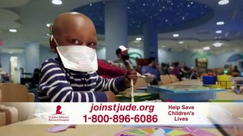 St. Jude Children's Research Hospital TV Spot, 'Join the Battle to Save Lives' - Thumbnail 8