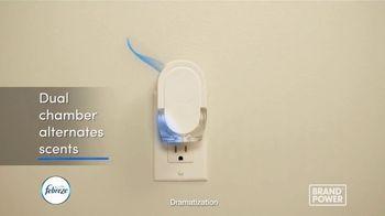 Febreze Plug TV Spot, 'Brand Power: 1,200 Hours of Freshness' - Thumbnail 6