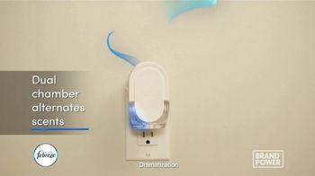 Febreze Plug TV Spot, 'Brand Power: 1,200 Hours of Freshness' - Thumbnail 7