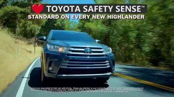 Toyota Highlander TV Spot, 'Comparison' [T2] - Thumbnail 7