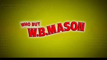 W.B. Mason TV Spot, '2019 MLB Players of the Week' Song by SATV Music - 21 commercial airings