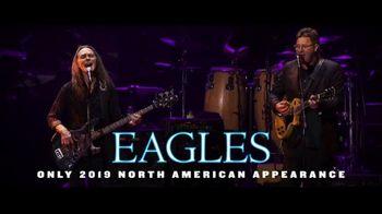 Eagles TV Spot, '2019: MGM Garden Arena'