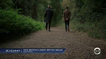 Journy TV Spot, 'Tate Britain's Great British Walks' - Thumbnail 6