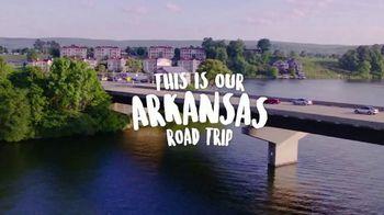 Arkansas Department of Parks & Tourism TV Spot, 'Road Trip: Hot Springs'