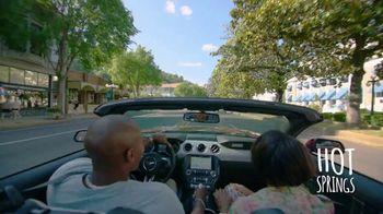 Arkansas Department of Parks & Tourism TV Spot, 'Road Trip: Hot Springs' - Thumbnail 2