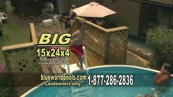Blue World Pools Econoline Pool TV Spot, 'Last Chance' - Thumbnail 2