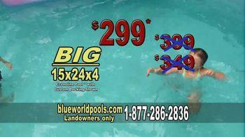 Blue World Pools Econoline Pool TV Spot, 'Last Chance' - Thumbnail 3