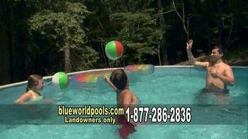 Blue World Pools Econoline Pool TV Spot, 'Last Chance'