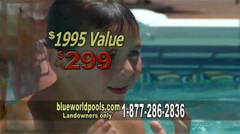 Blue World Pools Econoline Pool TV Spot, 'Last Chance' - Thumbnail 6
