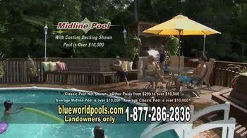 Blue World Pools Econoline Pool TV Spot, 'Last Chance' - Thumbnail 7