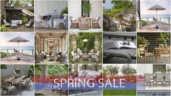 Summer Classics 50% Off Spring Sale TV Spot, 'Luxury Outdoor Furnishings' - Thumbnail 2