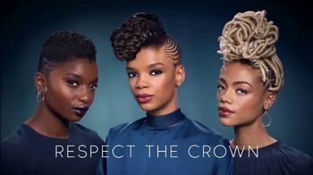 Head & Shoulders Royal Oils Collection TV Spot, 'Respect the Crown'