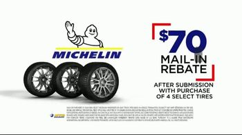National Tire & Battery Big Brands Bonus Month TV Spot, 'Detour: Tire Rebate' - Thumbnail 4