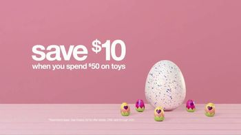 Target TV Spot, 'Easter: Toys' Song by Mama Haze - Thumbnail 3
