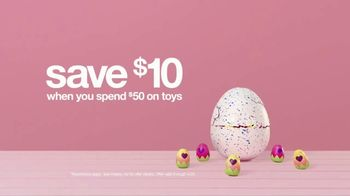 Target TV Spot, 'Easter: Toys' Song by Mama Haze - Thumbnail 4