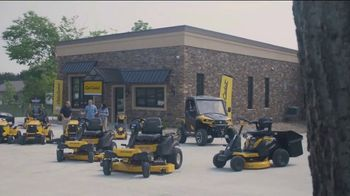 Cub Cadet TV Spot, 'Genuine Parts and Accessories' - Thumbnail 1