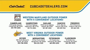 Cub Cadet TV Spot, 'Genuine Parts and Accessories' - Thumbnail 10