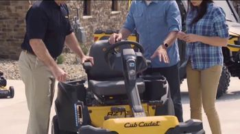 Cub Cadet TV Spot, 'Genuine Parts and Accessories' - Thumbnail 6