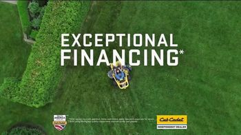 Cub Cadet TV Spot, 'Genuine Parts and Accessories' - Thumbnail 9