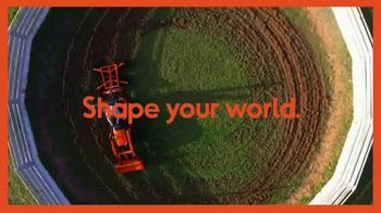 Kubota BX80 Tractor TV Spot, 'Built to Get Any Job Done' - Thumbnail 8
