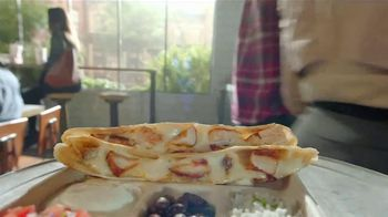 Chipotle Mexican Grill Quesadilla TV Spot, 'What It Takes' - Thumbnail 8