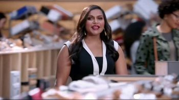DSW TV Spot, 'Shop the Perfect Shoes' Featuring Mindy Kaling - Thumbnail 1