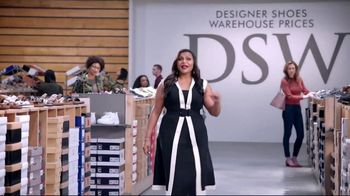 DSW TV Spot, 'Shop the Perfect Shoes' Featuring Mindy Kaling - Thumbnail 2
