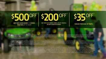 John Deere Drive Green Demo Days TV Spot, 'Waited All Year' - Thumbnail 5